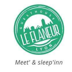 Le Flâneur Guesthouse Lyon