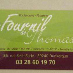 Le Fournil De Thomas Dunkerque