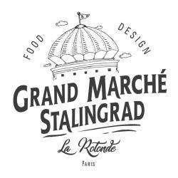 Le Grand Marché Stalingrad  Paris