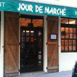 Le Jour De Marché  Lyon