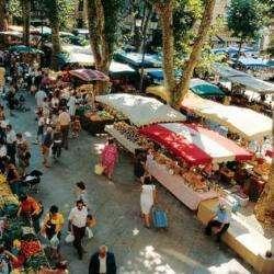 Le Marché Aux Fruits Et Légumes Aix En Provence