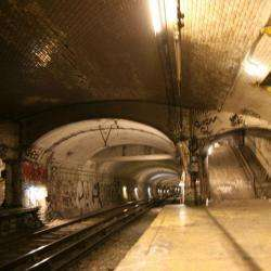 Le Métro Fantôme Paris