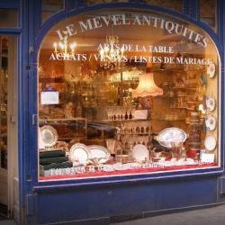 Antiquité et collection LE MEVEL CLAUDE - 1 -