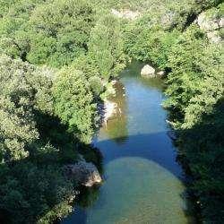 Le Pont Du Diable Villemagne L'argentière