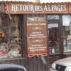 Epicerie fine Le retour des alpages - 1 -
