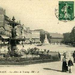 Les Allées De Tourny Bordeaux