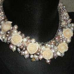 Bijoux et accessoires les bijoux de natascha - 1 - Bijoux De Mariage, Perle De Culture D'eau Douce -