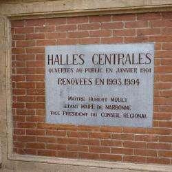 Les Halles Centrales De Narbonne Narbonne