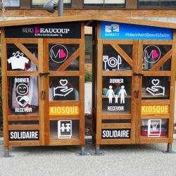 Services Sociaux Les Kiosques Solidaires - 1 -