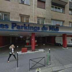 Les Parkings Du Midi