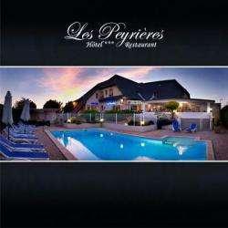 Hotel Restaurant Les Peyrieres