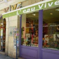 Librairie L'eau Vive Nîmes