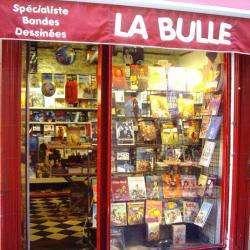 Librairie La Bulle Nîmes