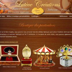 Lutèce Créations Paris