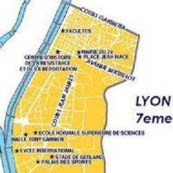 Ville et quartier Lyon 07 - 1 -