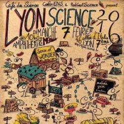 Evènement Lyon Science - 1 -