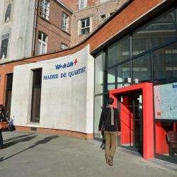 Mairie De Quartier Du Centre Lille