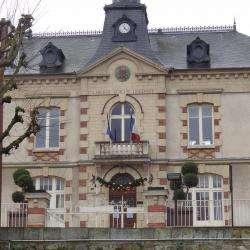 Mairie Jouy Le Moutier