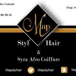 Coiffeur  Barbier  Reims Map Styl'hair Reims