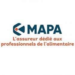 Mapa  Poitiers