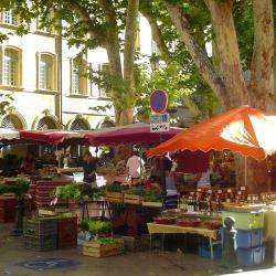 Marché Aix En Provence Aix En Provence