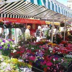 Marché Aux Fleurs Tours