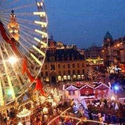 Marché De Noël De Lille Lille