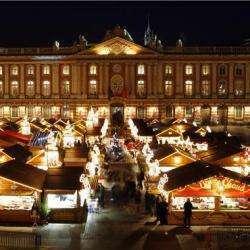 Marché De Noël De Toulouse Toulouse