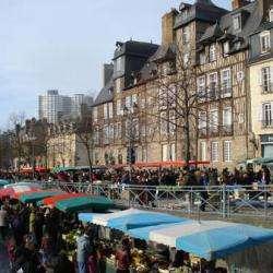 Marché Des Lices Rennes