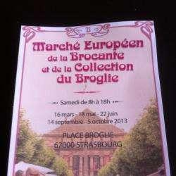 Marché Européen De La Brocante Strasbourg