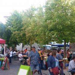Marché Nocturne Cluny