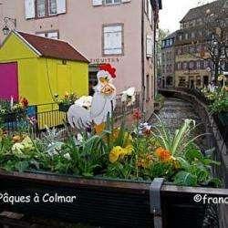 Marché De Pâques Colmar