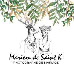 Mariem De Saintk Photographe  Paris