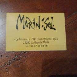 Marin Sol La Grande Motte