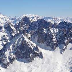 Massif Du Mont Blanc Chamonix Mont Blanc