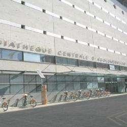 Médiathèque Centrale Emile Zola Montpellier
