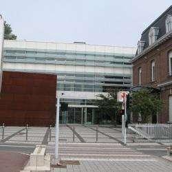 Médiathèque L'odyssée Lille
