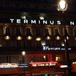 Mercure Terminus Nord Paris