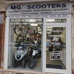 Garagiste et centre auto Mg Scooters - 1 -