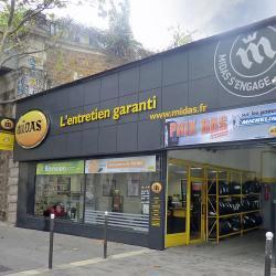 Garagiste et centre auto Midas Paris 12 - Porte Dorée - 1 -