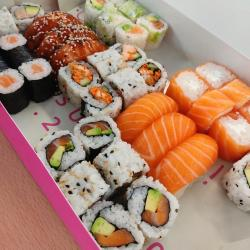 Mika Sushi Jean-macé Lyon