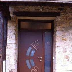 Porte et fenêtre Miroiterie Bel Art - 1 -