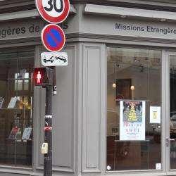 Missions étrangères Paris