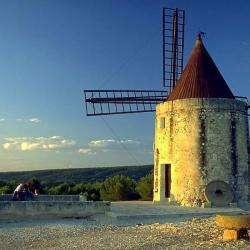 Moulin D' Alphonse Daudet Fontvieille