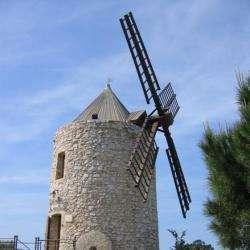Moulins à Vent D'allauch