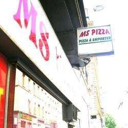 Ms Pizza Lyon