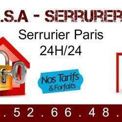 M.s.a - Serrurerie Paris Paris