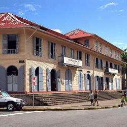Musee Departemental Franconie Cayenne