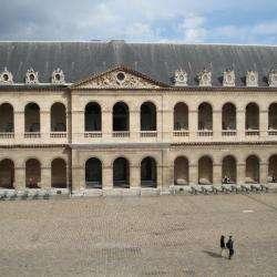 Musees Des Plans- Reliefs Paris