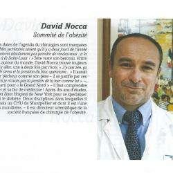Nocca David Montpellier